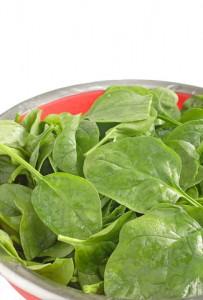 Italian Garlic Spinach recipe