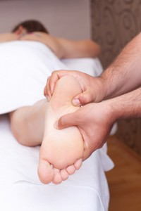 Reflexology for Foot Pain