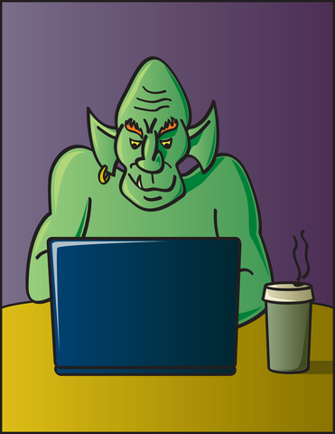 Researchers Release the Profile of a Vaccine Internet Troll